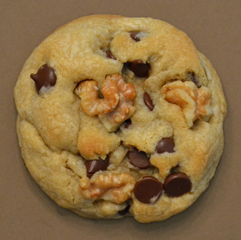 Walnut Chocolate Chip Cookie